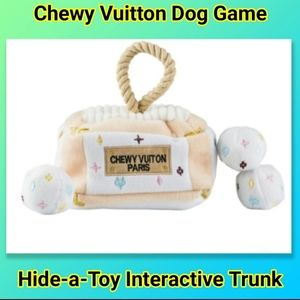 Dog Puzzle Chewy Vuitton Louis Vuitton Hide A Toy